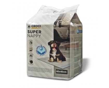 Super Nappy higieniniai paklotai, 60x40cm
