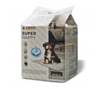 Super Nappy higieniniai paklotai, 60x60cm