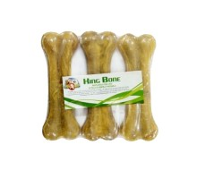 CaniAmici King Bone sausgysliniai kauliukai 10cm; 3vnt
