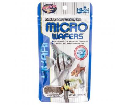 Hikari Micro Wafers maistas žuvims, 45g
