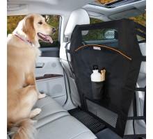Kurgo Backseat sėdynės barjeras, juodas