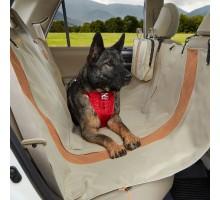 Kurgo Wander Hammock sand užtiesalas šunims vežti ant galinės sėdynės, smėlinis