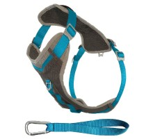 Kurgo Journey Air Harness Blue petnešos šunims, XS-XL