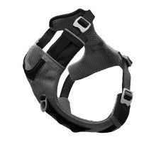 Kurgo Journey Air Harness Black petnešos šunims, XS-XL