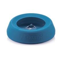 Kurgo Splash Free Wander dubenėlis kelioninis mėlynas; 710ml