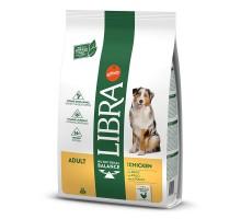Libra Dog Chicken sausas maistas su vištiena šunims, 12kg