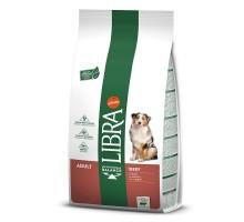Libra Dog Beef sausas maistas su jautiena šunims, 12kg
