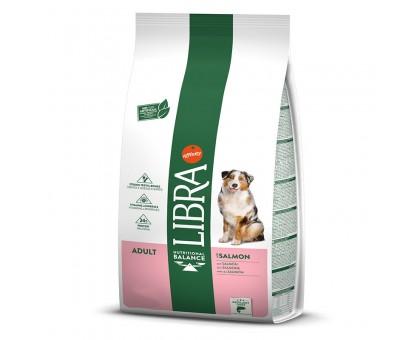 Libra Dog Salmon sausas maistas su lašiša šunims, 12kg