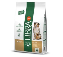 Libra Dog Lamb sausas maistas su ėriena šunims, 12kg