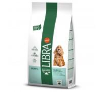 Libra Dog Light sausas maistas su kalakutiena šunims, 12kg