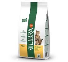 Libra Cat Chicken sausas maistas katėms, vištiena, 10kg