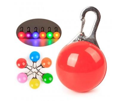 Pakabukas antkakliui šviečiantis Colour Bulb
