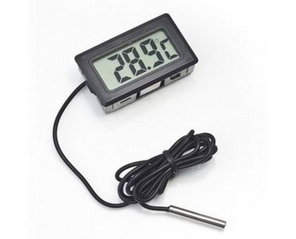 Termometras skaitmeninis su davilkiu