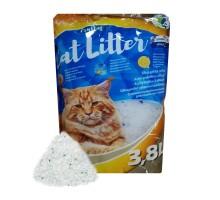Perfect Cat bekvapis silikoninis kraikas katėms, 3.8l