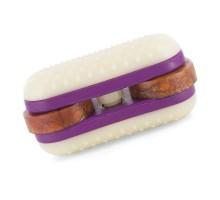 PetSafe Busy Buddy Ultra Sub žaislinis kaulas skanėstams šunims; S, M
