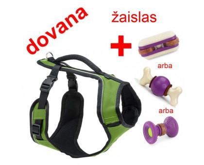 Petsafe Easy Sport Harness petnešos aktyviai veiklai ir treniruotėms; S, M, L