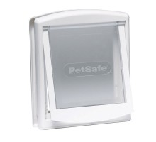 PetSafe Staywell Original 2 Way Pet Door durys, S, baltos spalvos
