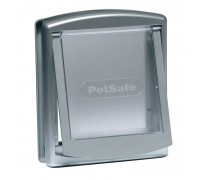 PetSafe Staywell Original 2 Way Pet Door durys, S, sidabro spalvos
