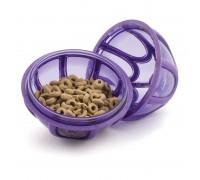 PetSafe Busy Buddy Kibble Nibble guminis žaislas skanėstams, S, M