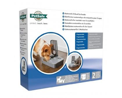 PetSafe 2 Meal automatinė 2 maitinimų šėrykla šunims ir katėms
