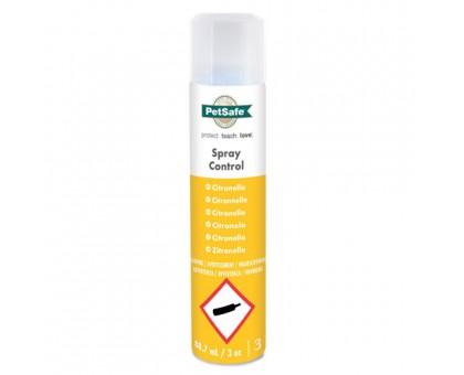 PetSafe Spray Control Citronella Refill citrinų kvapo purškiklis, papildymas