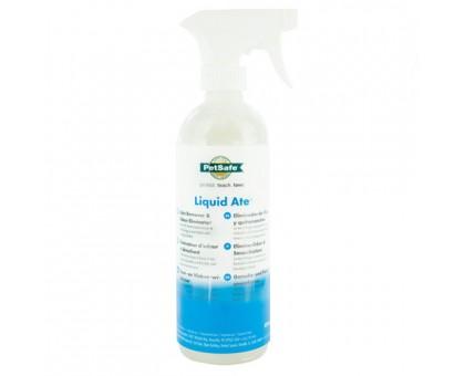 PetSafe Liquid Ate kvapų šalinimo priemonė ir dėmių valiklis; 475ml