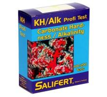 Salifert KH/Alk Profi karbonato kietumo ir šarmingumo vandens testas