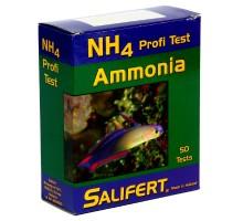 Salifert NH4 Profi Amonio vandens testas