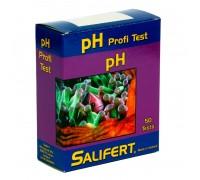Salifert pH Profi vandens testas, 7.4-8.7