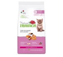 Trainer Natural Kitten Salmon sausas maistas kačiukams, lašiša; 1.5kg